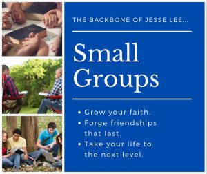 Small Groups for Adults