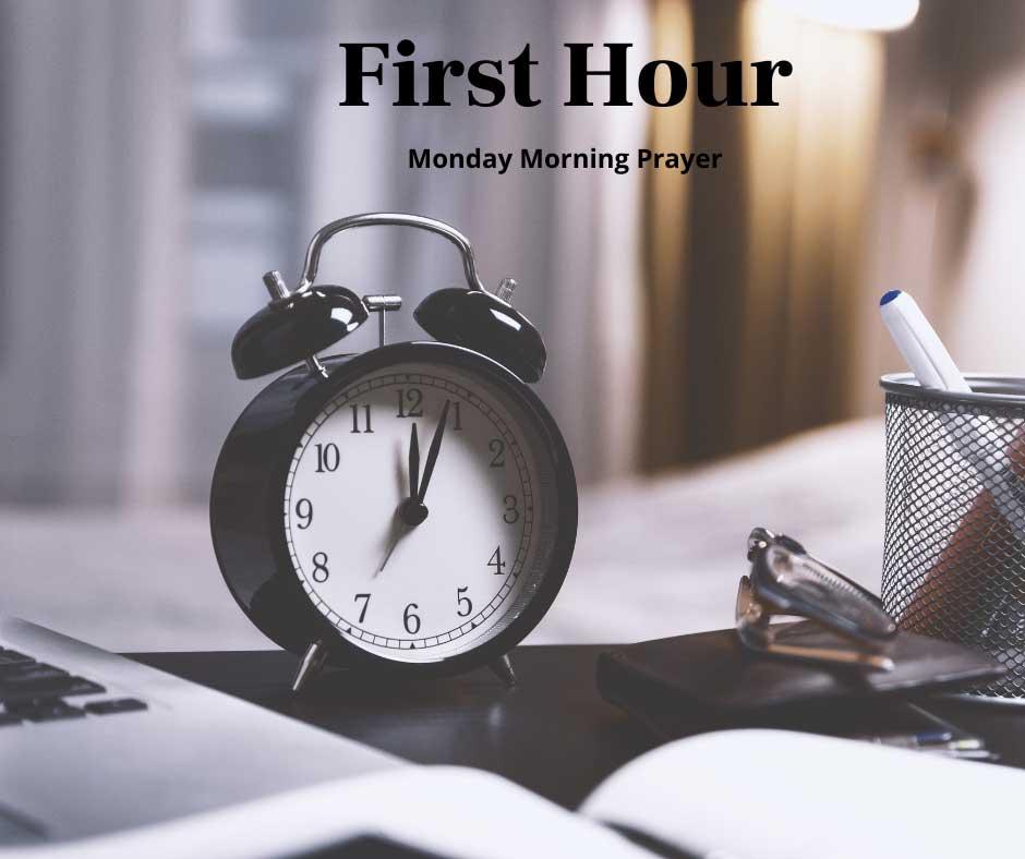 Event- Monday Morning Prayer